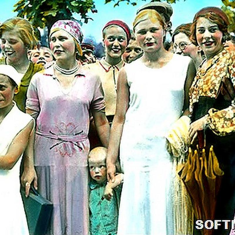 Одесса 30-х в фотографиях Бренсона ДеКу