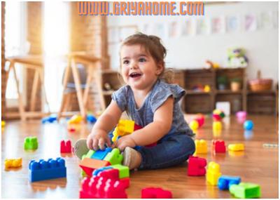 Perlengkapan dan Mainan Yang Aman Buat Balita