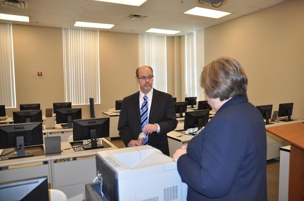 U of A System President Dr. Donald Bobbitt Visit - DSC_0286.JPG