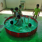Water Play (Sr. KG C) 24.04.2015