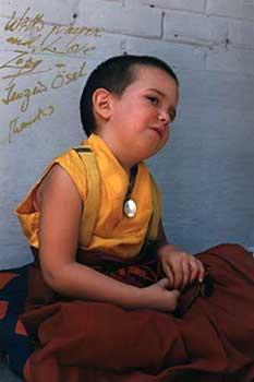 Kopan Monastery, Kathmandu Nepal 1987