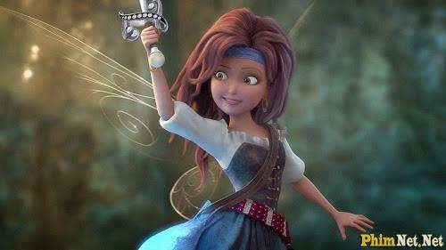 Tinker Bell Và Hải Tặc Tiên - Tinker Bell And The Pirate Fairy - Image 1