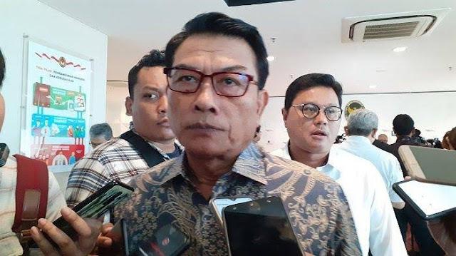 Diduga Terlibat Kasus Jiwasraya dan Asabri, Waketum Gerindra Desak Jokowi Copot Moeldoko