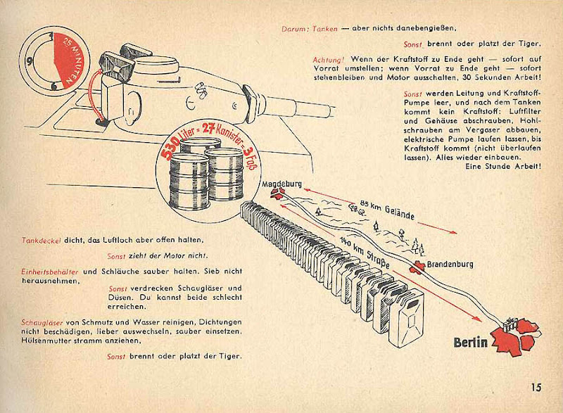 Tiger i manual 1943 historical discussions official forum.