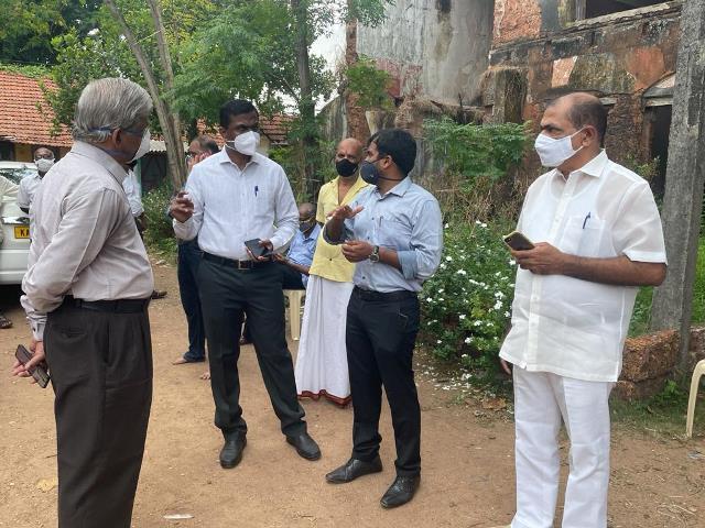 Opposition suggestion to control Covid  ಮಂಗಳೂರು: ಪಾಲಿಕೆ ವ್ಯಾಪ್ತಿಯಲ್ಲಿ ಸೋಂಕು ನಿಯಂತ್ರಣ- ಶಶಿಧರ್ ಹೆಗ್ಡೆ ಆಡಳಿತಾತ್ಮಕ ಸಲಹೆ