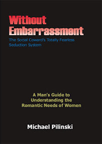 Cover of Michael Pilinski's Book Without Embarrassment