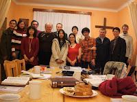 Víra v Ježíše spojuje lidi z různých kontinentů.