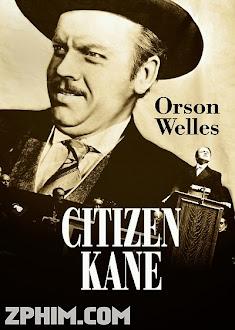 Công Dân Kane - Citizen Kane (1941) Poster