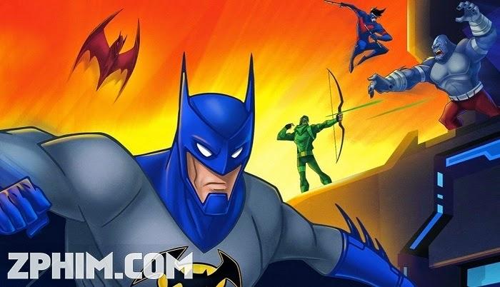 Ảnh trong phim Người Dơi: Bản Năng Thú Tính - Batman Unlimited: Animal Instincts 1