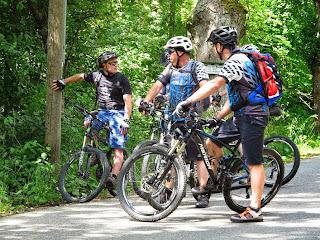 2014.06.15 Lonetal Trailride 2014 Biketeam Villenbach
