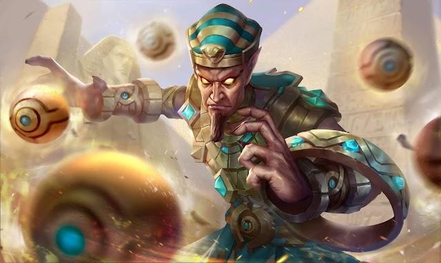 Strike of Kings Yeni Kahraman Jinnar Tanıtım