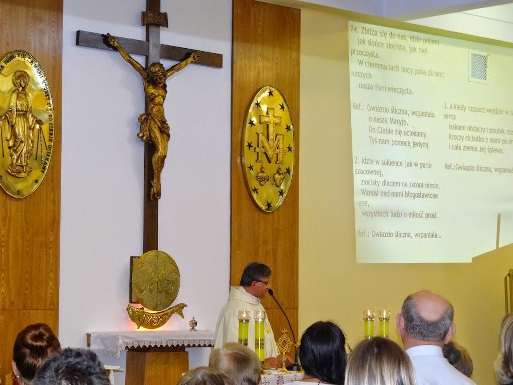 2014 Rekolekcje - Podwyższenie Krzyża Świętego w Częstochowie - DSC07343.JPG