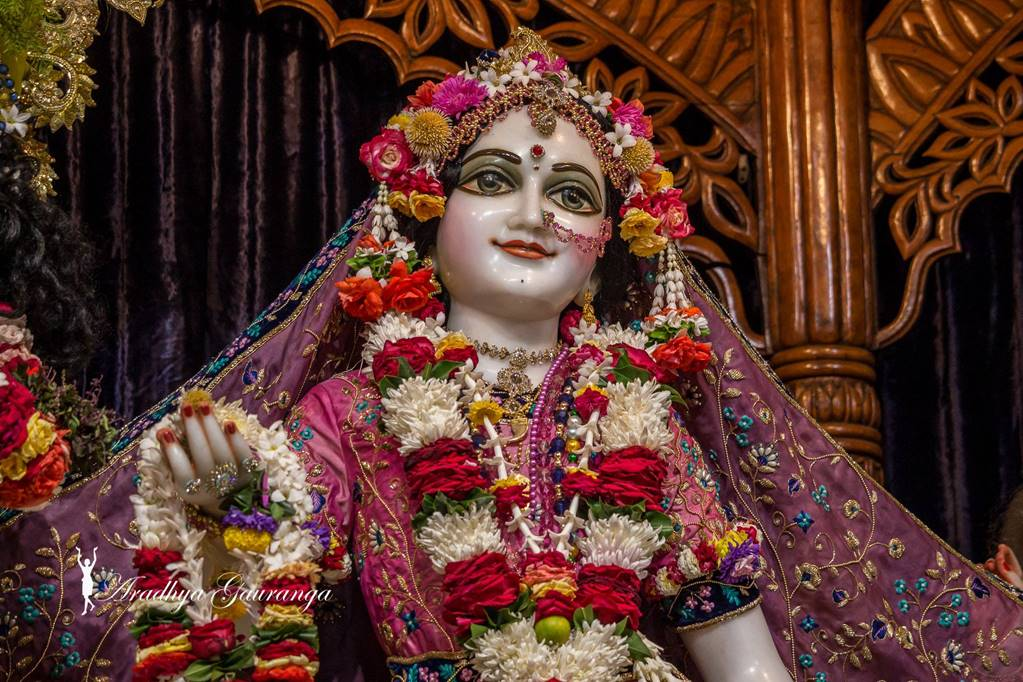 ISKCON Mayapur Deity Darshan 01 Mar 2016 (15)