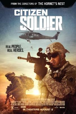 Citizen Soldier Poster