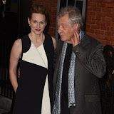 OIC - ENTSIMAGES.COM - Sir Ian McKellen and Laura Linney at the Mr Holmes - UK film premiere in London  10th June 2015  Photo Mobis Photos/OIC 0203 174 1069