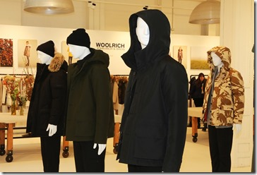 07 - WOOLRICH MENS FW17 COLLECTION SET UP