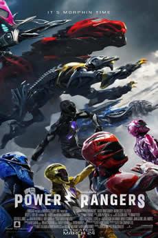 Capa Power Rangers: O Filme Torrent