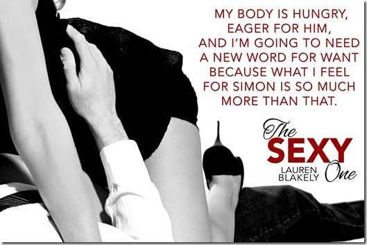 The Sexy One teaser 1