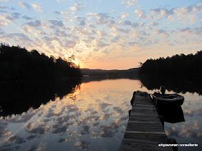Photo: Sunday's sunrise...