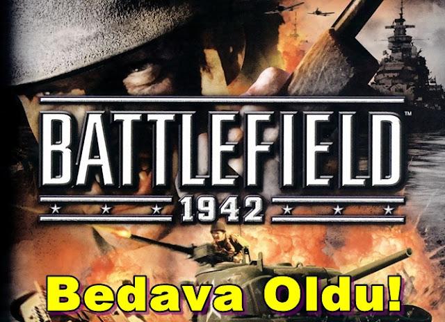 Battlefield 1942 Bedava Oldu!