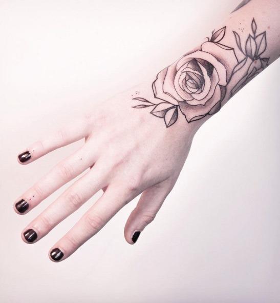Esta rosa no pulso