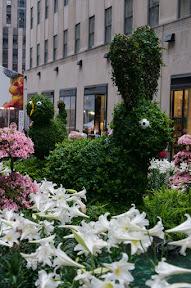Easter in Rockefeller Square