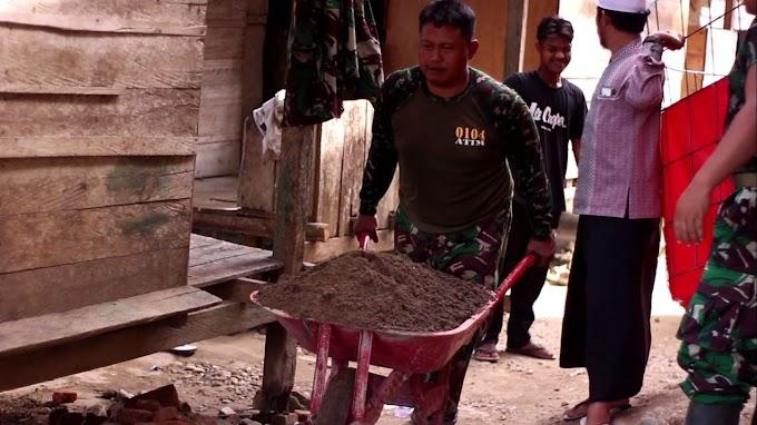 Binter Terpadu Kodim 0104/Atim, Wujudkan 7 Karya Nyata di Aceh Timur