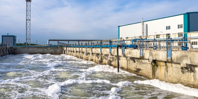 EGYPT: Enterprise Sigma completes work on the Manfalout wastewater treatment plant
