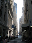 And here is Wall Street - appropriately named, don't you think?