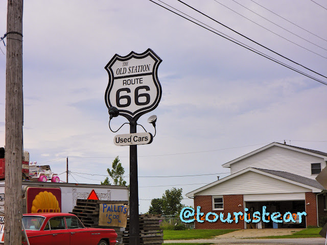 St Louis - Bloomington Route 66