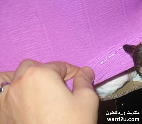 هدية للبيبى شرح بالخطوات المصورة