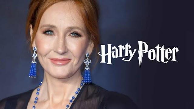 Feliz Aniversário J.K. Rowling