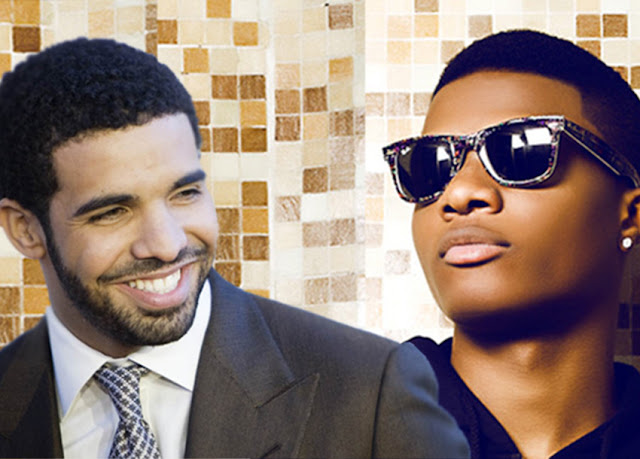 Ouch! Did Wizkid Just Throw Shade at Drake? (See Photo)