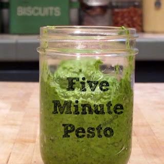 5 Minute Pesto
