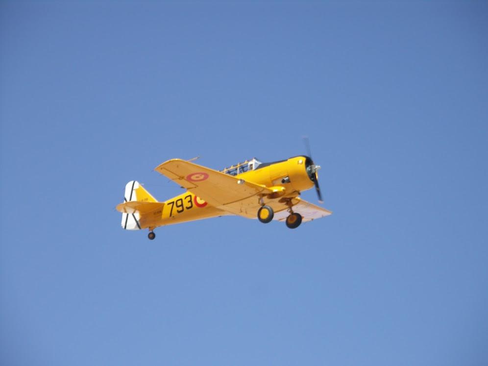 """Exhibición aerea de la Fundación """"Infante de Orleans"""". PICT0483"""