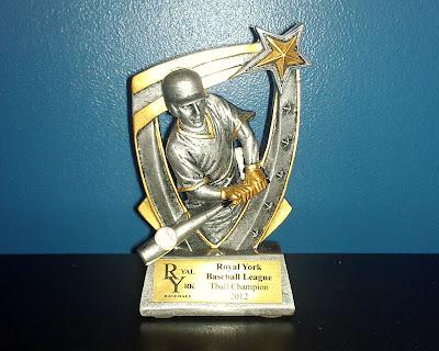 POD: T-Ball Trophy