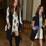 OIC - ENTSIMAGES.COM - Binky Felstead at the  LFW s/s 2016: Sorapol - catwalk show in London 19th September 2015 Photo Mobis Photos/OIC 0203 174 1069