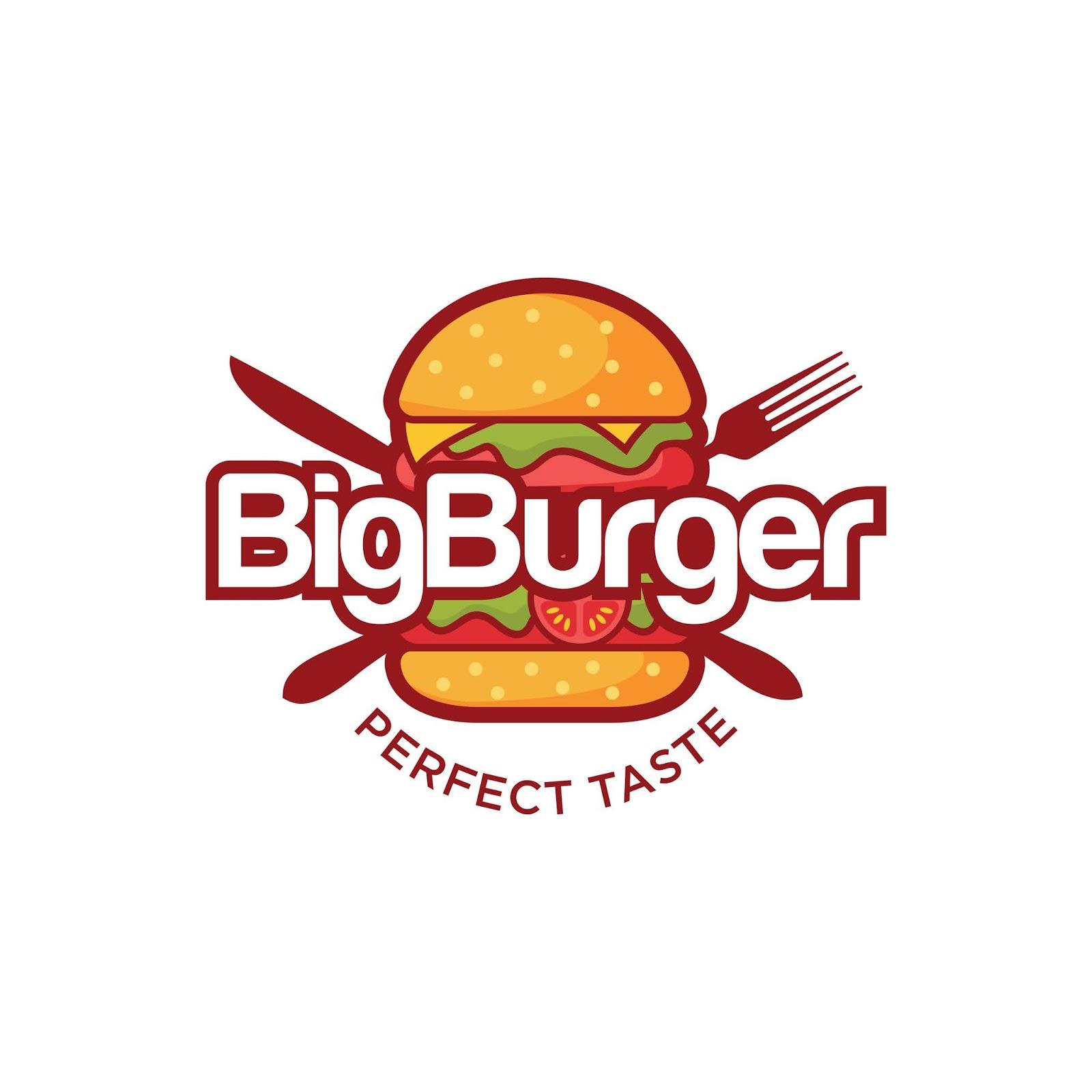 Burger Logo Free Download Vector CDR, AI, EPS and PNG Formats