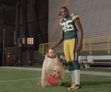 Greg Jennings Wants You To Believe in your Smellf | Old Spice