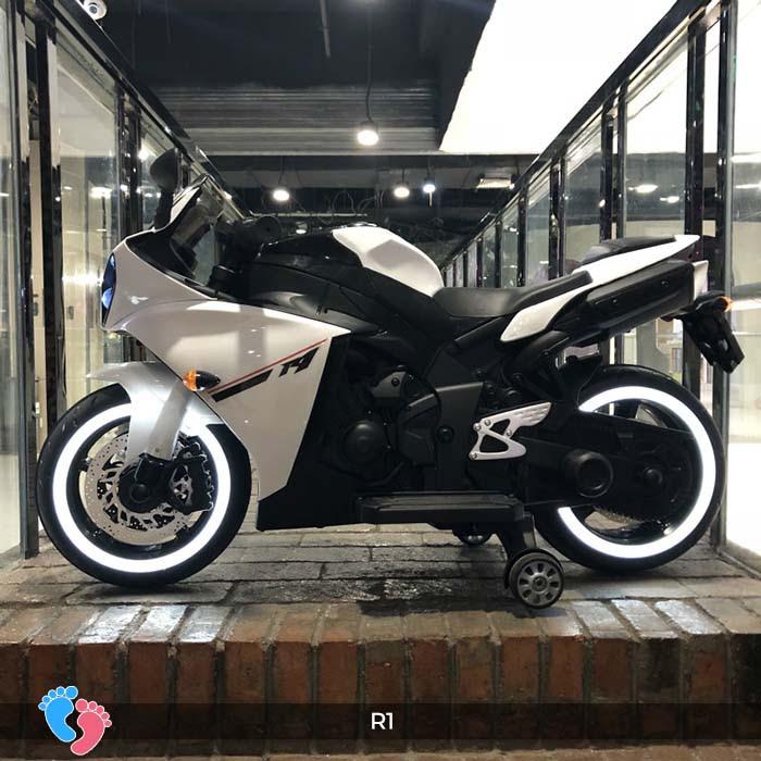 Xe mô tô điện thể thao cho trẻ R1 11