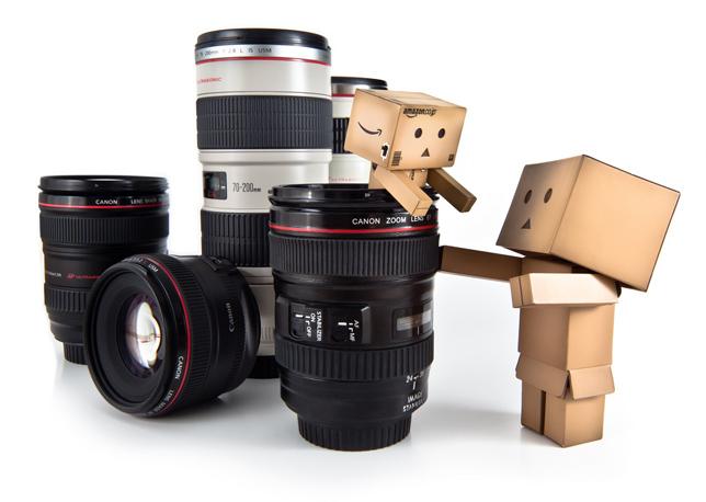 Abreviaturas Objetivos Canon