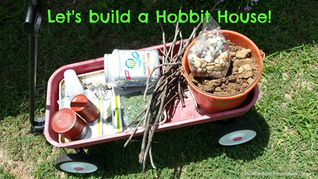Lets build a hobbit house