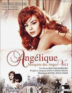 Hầu Tước Của Các Thiên Thần - Angelique Marquise Des Anges - 1964