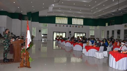 Pangdam I /BB Silaturahmi dengan Komponen Masyarakat Sumatera Utara