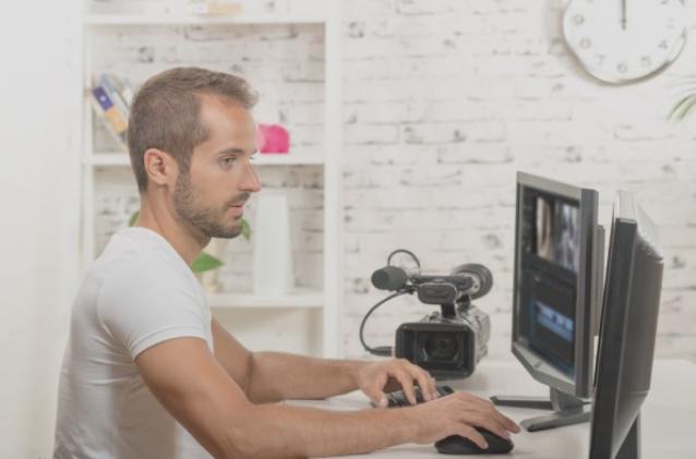 Adobe Premier Pro Editing