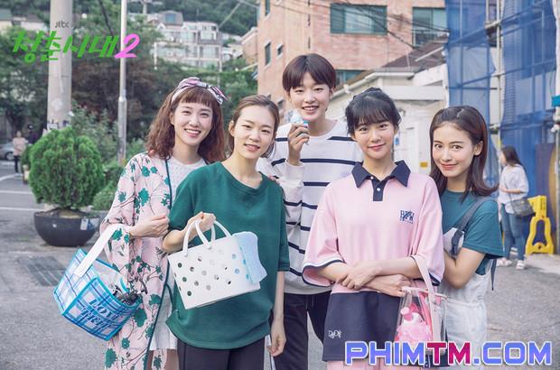 Bạn đã xem Age of Youth 2, phim Hàn có trai đẹp xinh tươi nhất mùa này? - Ảnh 5.