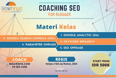 banner coaching seo growthing