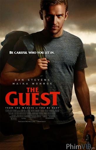Vị Khách Không Mời - The Guest poster