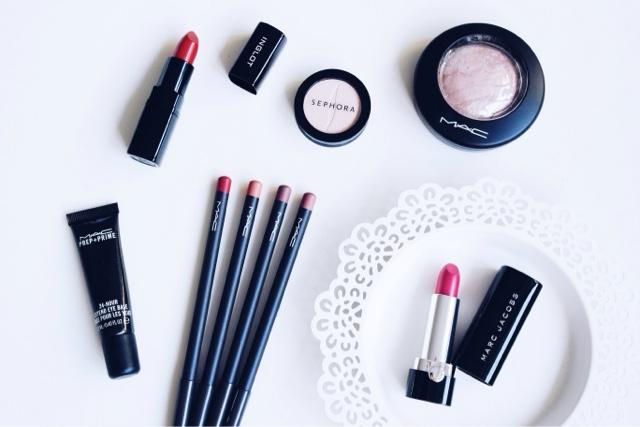 Makeup Haul, Beauty Blogger, Devoted To Pink, Dubai shopping