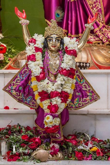 ISKCON Mayapur Deity Darshan 01 Mar 2016 (46)